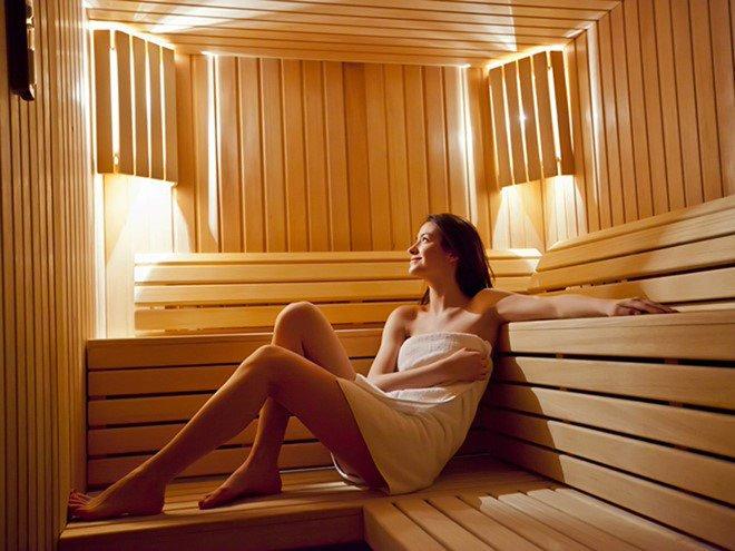 Xông hơi giúp giảm tình trạng mồ hôi nách quá nhiều